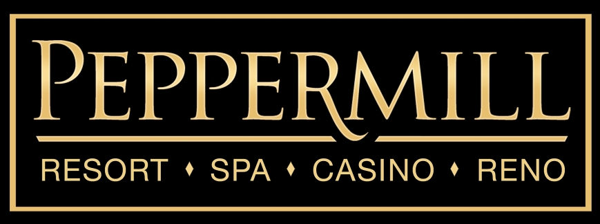 Logo Black Peppermill Resort Spa Casino Reno