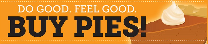 Buy Pies Graphic